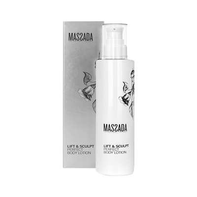 LIFT & SCULPT PERFECT BODY LOTION von Massada Naturkosmetik