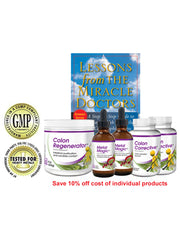 Intestinal Detox Maintenance Package -- Phase 1 of full body detox