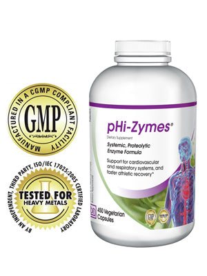 pHi-Zymes® 450 Capsules -