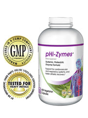 pHi-Zymes® 450 Capsules - Best buy date - April 2021