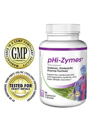pHi-Zymes® 90 Capsules - DUE BACK IN STOCK NOV 4