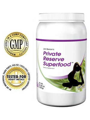 Private Reserve Superfood™ -- No longer stocking