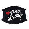 Arkansas Strong Face Mask