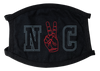New York Peace Face Mask - Black
