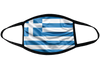 Greece Sublimation Face Mask