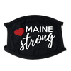 Maine Strong Face Mask