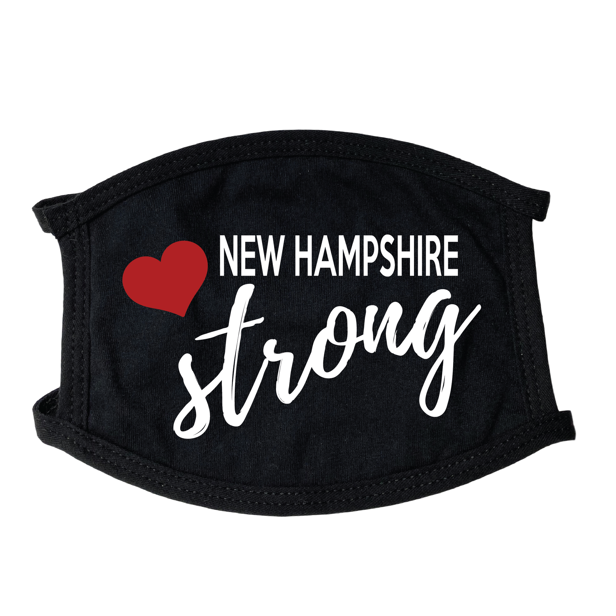 New Hampshire Strong Face Mask