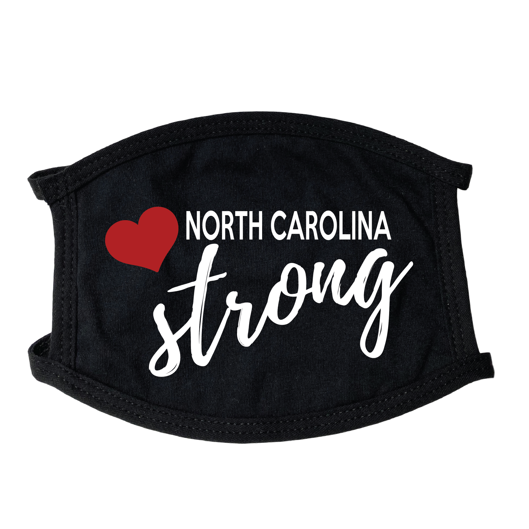 North Carolina Strong Face Mask