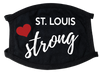 St Louis Strong Face Mask