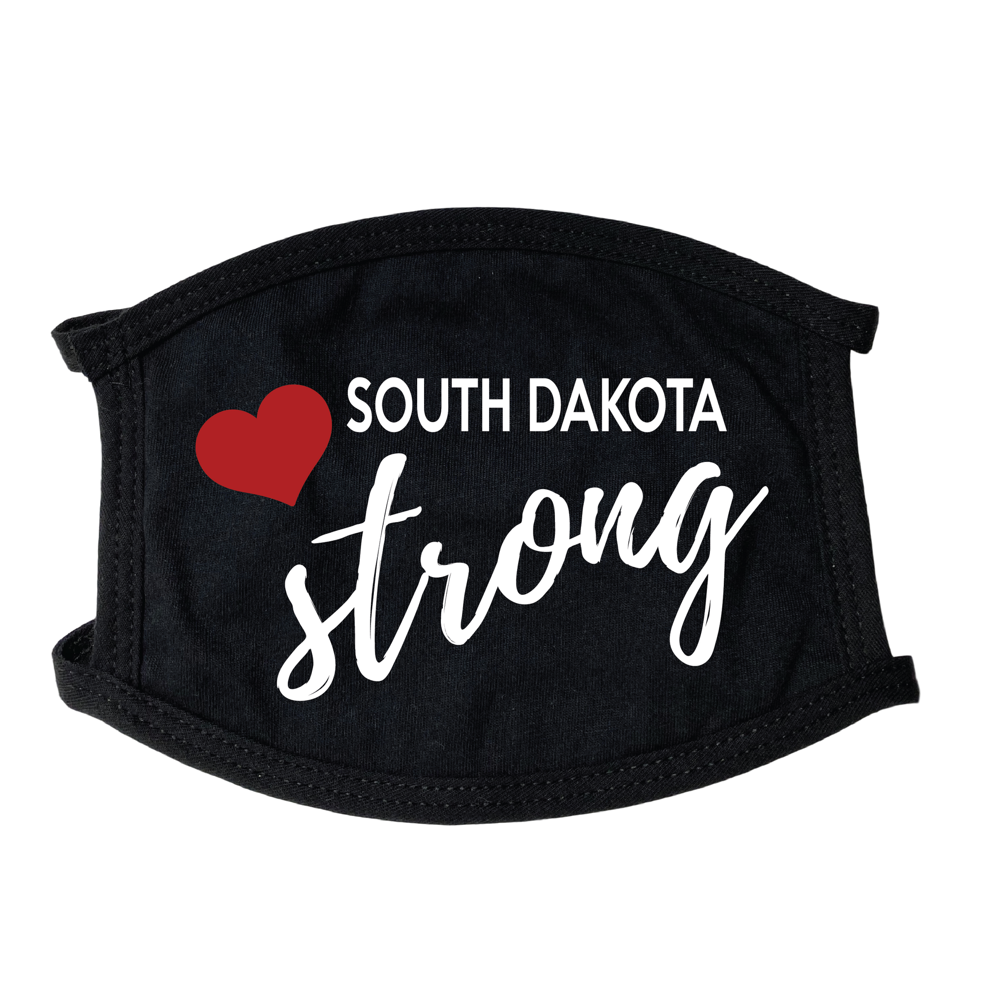 South Dakota Strong Face Mask