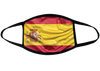 Spain Sublimation Face Mask