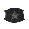 Military Star Face Mask
