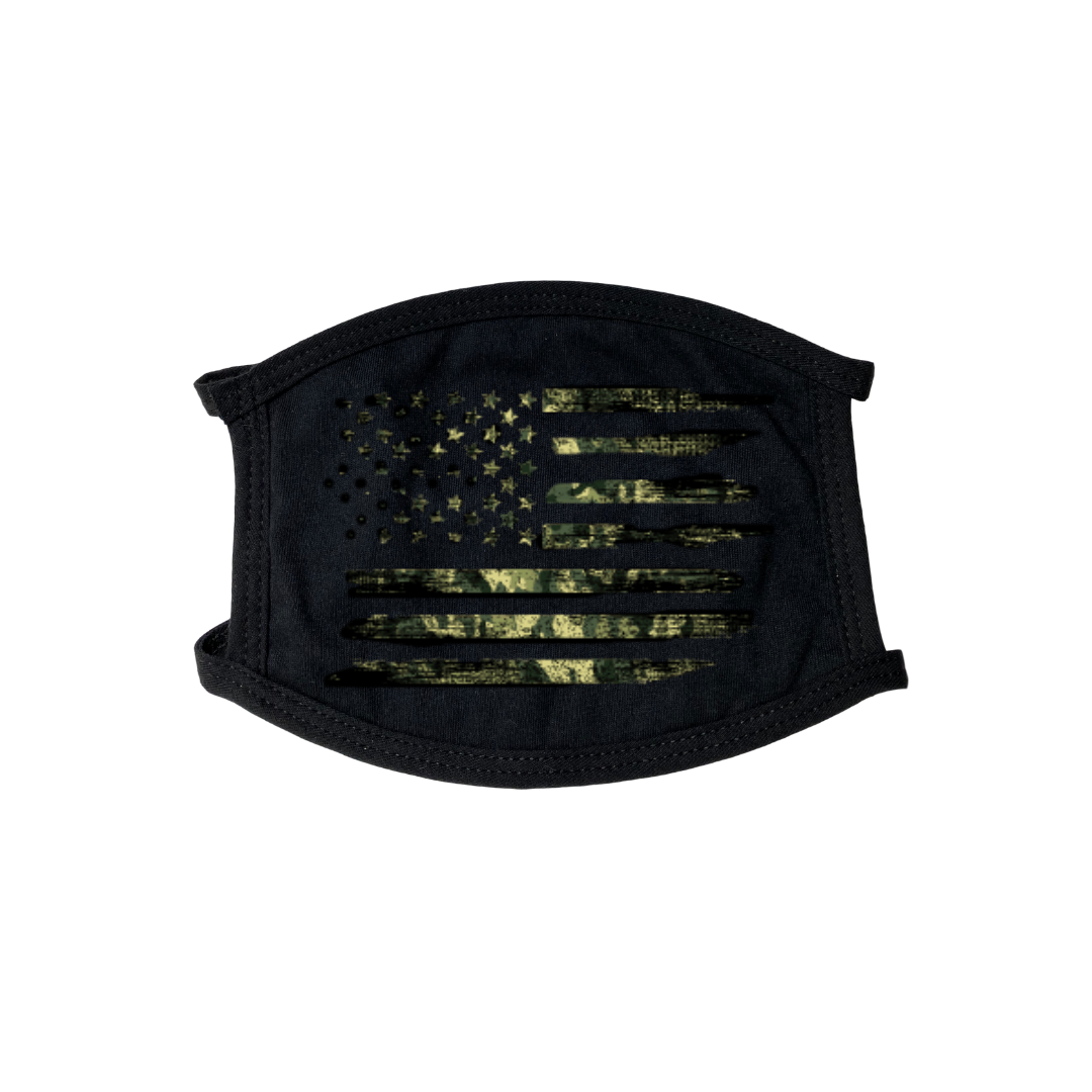 Army Flag Face Mask