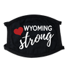 Wyoming Strong Face Mask