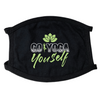 Go Yoga Yourself Face Mask