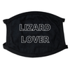 Lizard Lover Face Mask