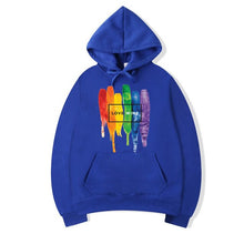 Load image into Gallery viewer, Love Wins Hoodie