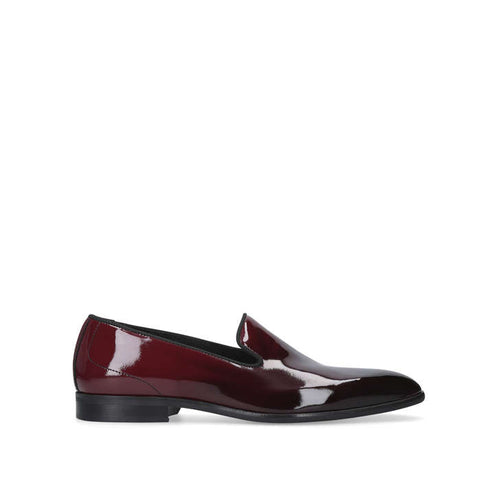 Kurt Geiger Radleigh Red Leather Shoe