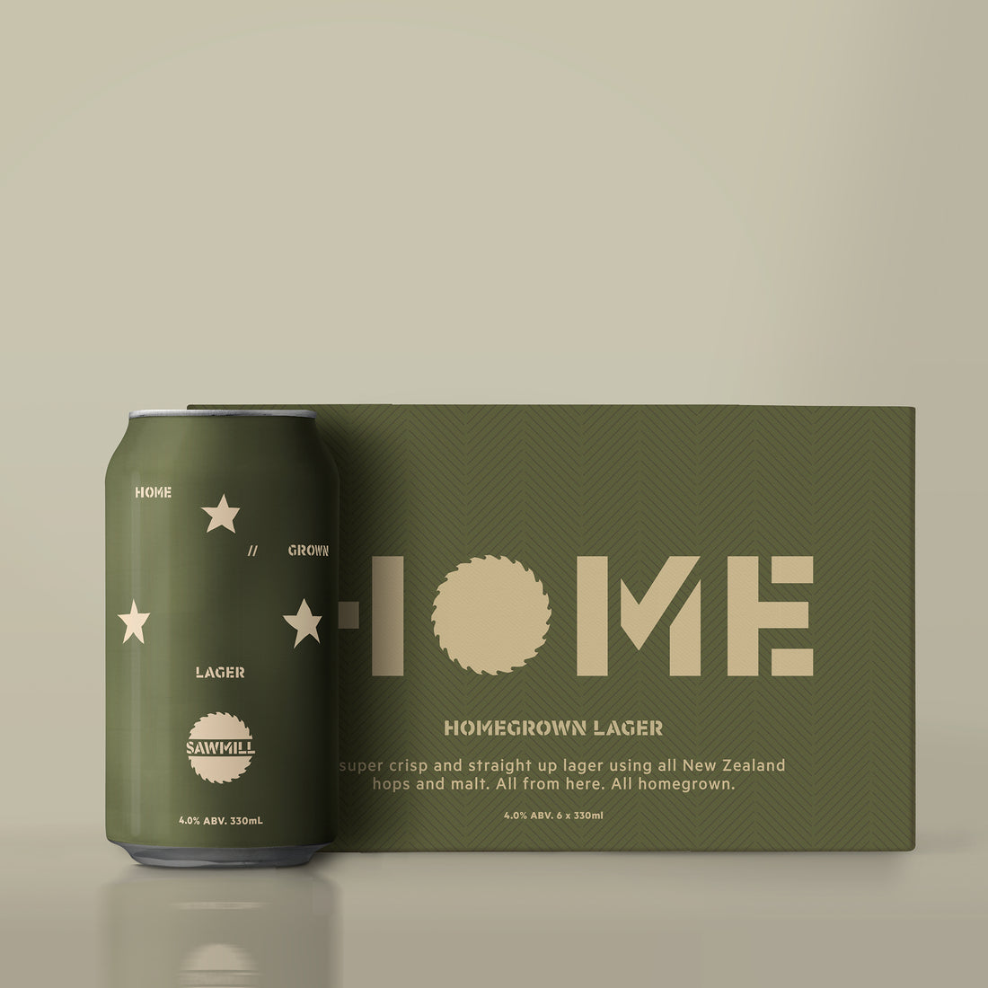 Homegrown Lager