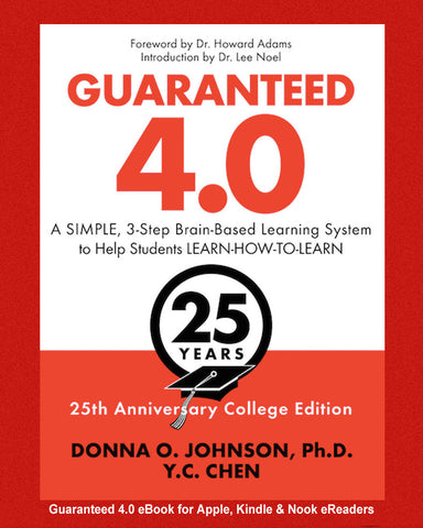 Guaranteed 4.0 eBook + eWorkbook