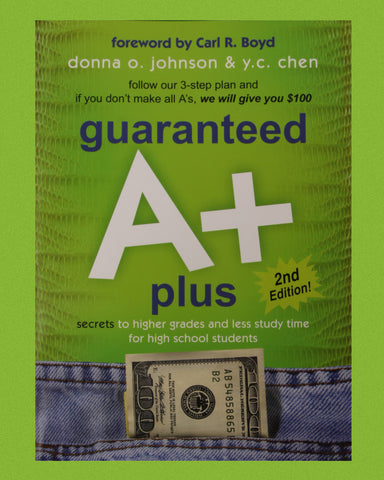 Guaranteed A+PLUS Book
