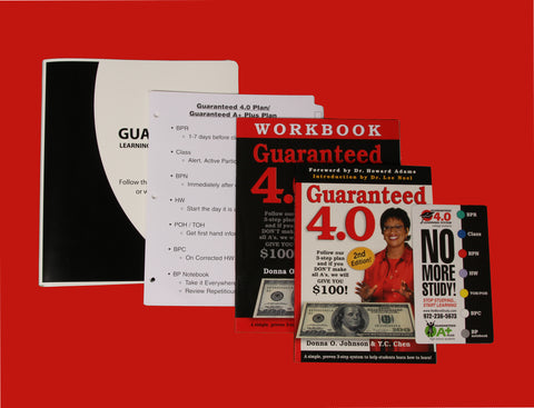 Guaranteed 4.0 Book Package