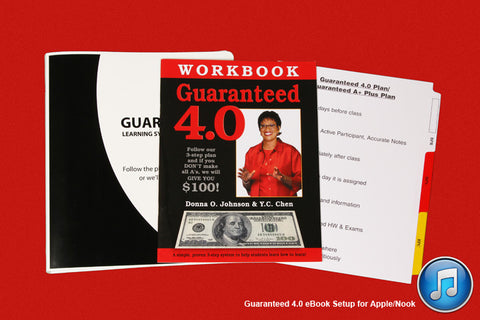 Guaranteed 4.0 eBook Setup Pack