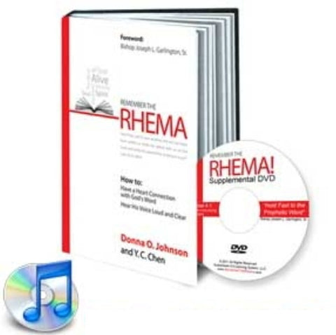 Remember the Rhema! eBook