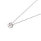 Sterling Silver Mix it Up Circles Necklace