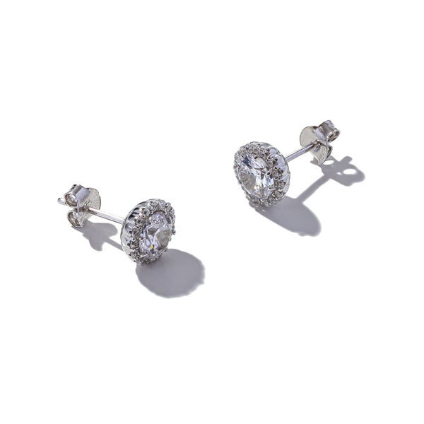 Sterling Silver Classic Studs