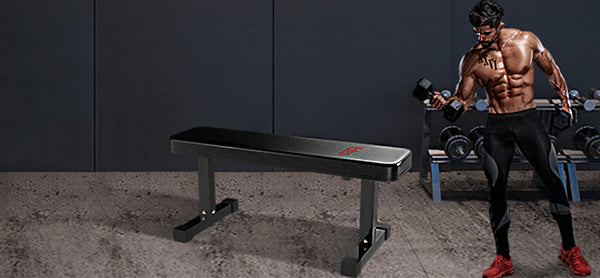 Yoleo Adjustable Weight Bench - Utility Weight Benches for Full Body Workout-https://robustsport.com