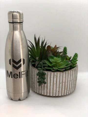 Custom MelFit Water Bottle