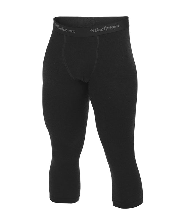 3/4 Long Johns M's LITE, Black
