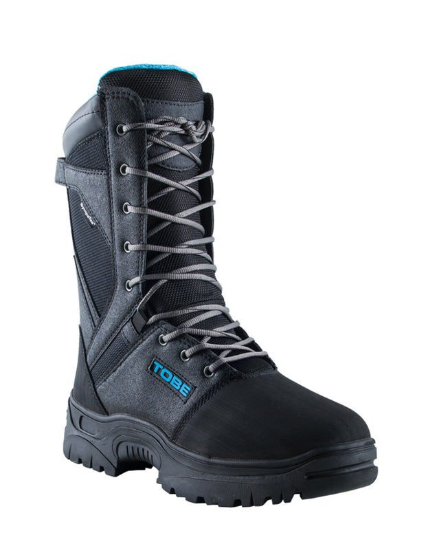 Contego Boot, Jet Black