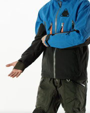 Iter Jacket Insulated, Blue Aster