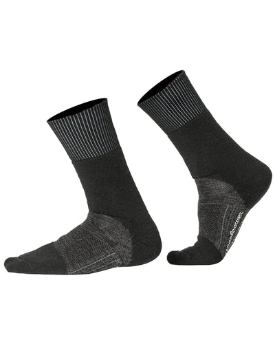 Socks Skilled Classic 400, Black/Dark Grey
