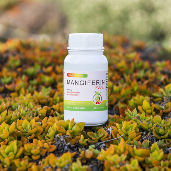 Mangiferin plus anti-inflammatory