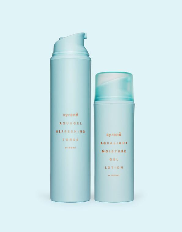 Aqua Hydration Duo