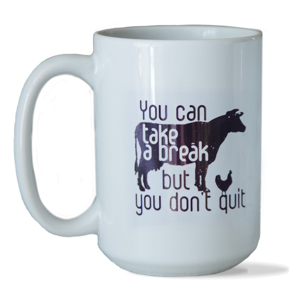 Dr. Pol Take a Break  Mug