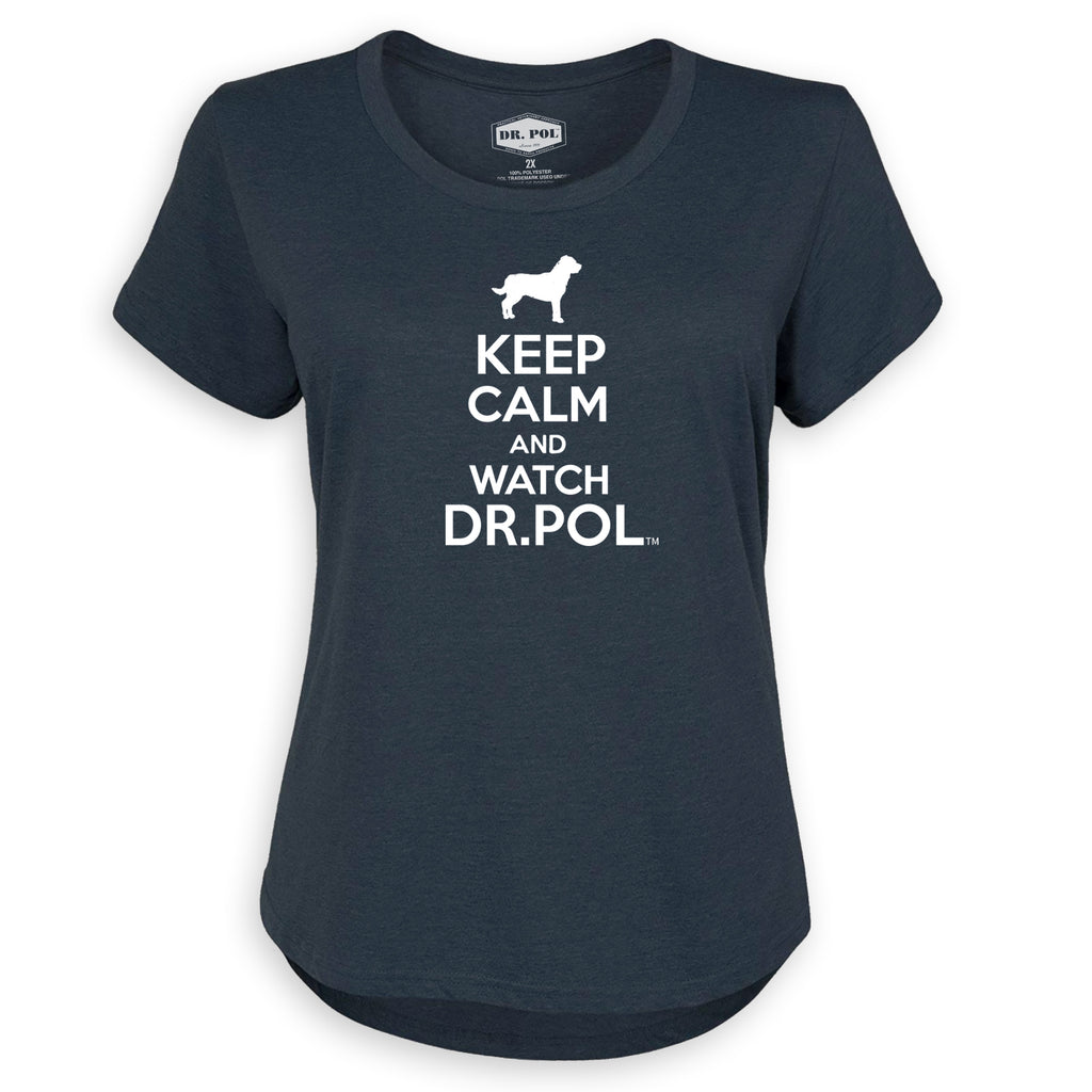Keep Calm And Watch Dr. Pol Women's T-Shirt - Dog