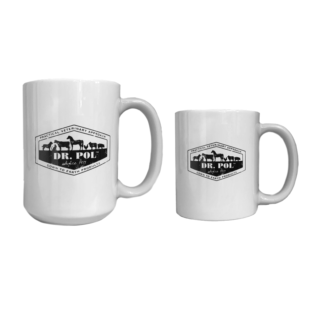 Dr. Pol Coffee Break with Farm Animals Mug