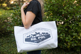 Dr. Pol Weekender Tote with Woven Handle -Take a Break