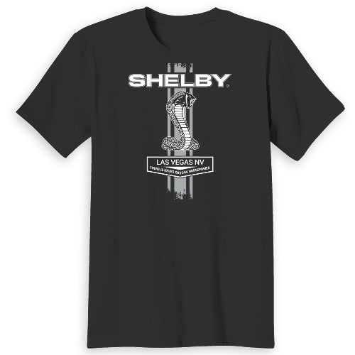 Carroll Shelby Cobra Personalized Black T-Shirt