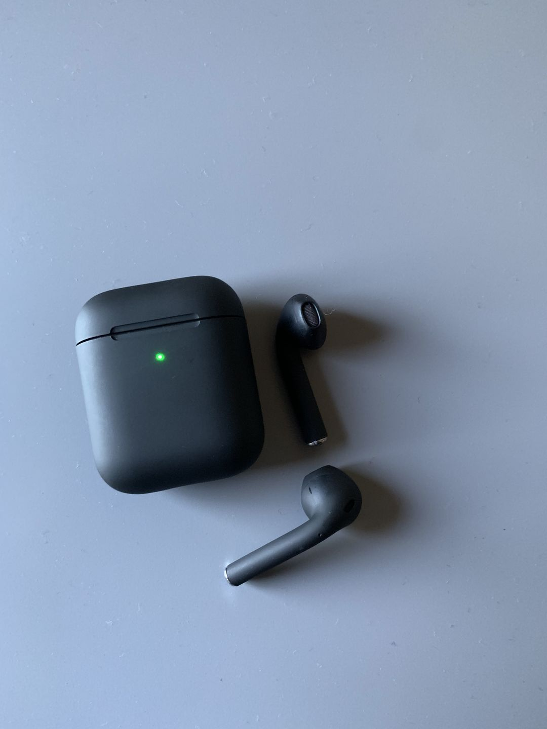 Blvck Pods V2 | Shop Black Airpods with Wireless Charging