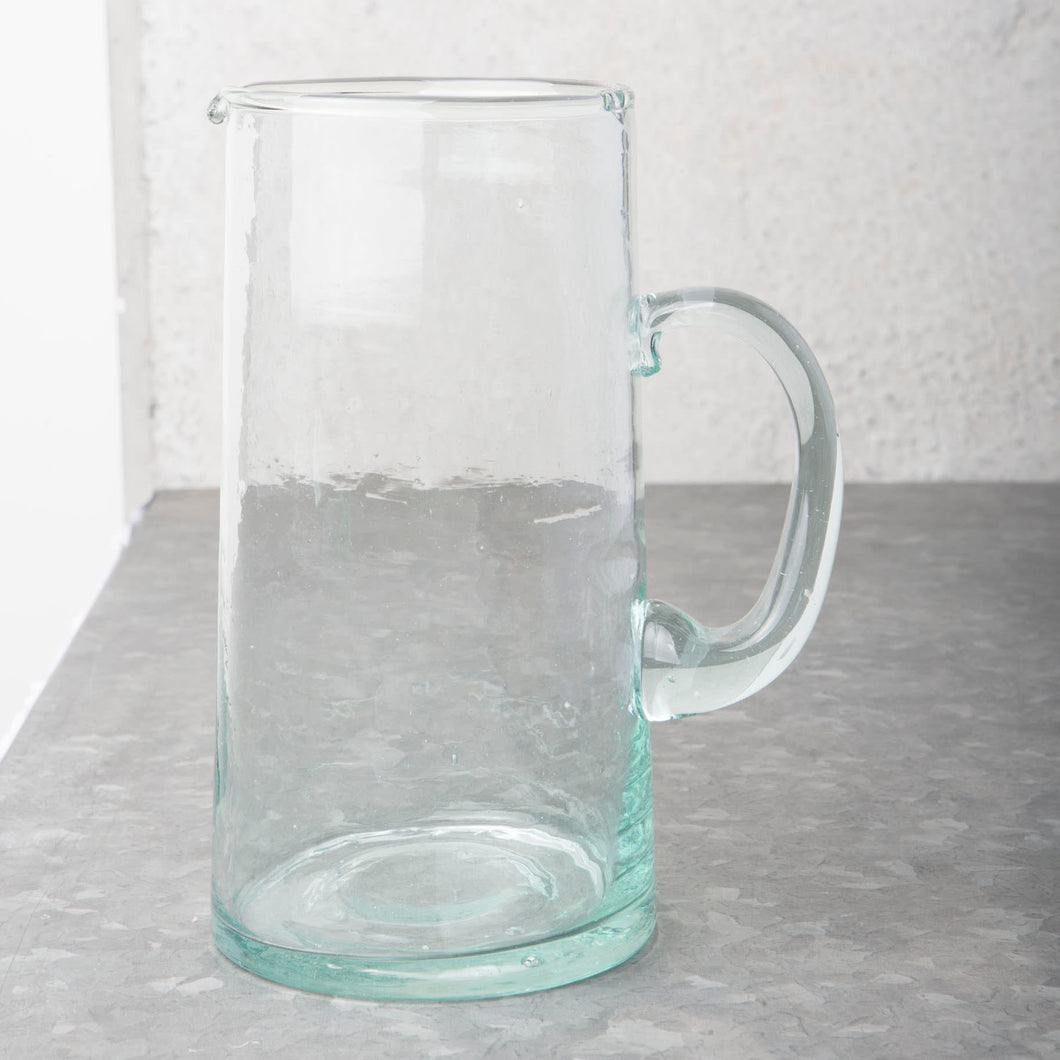 Carafe recycled glass