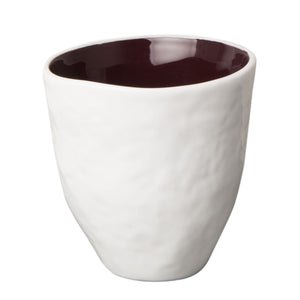 Mug Urban Nomad - Bordeaux/Wit