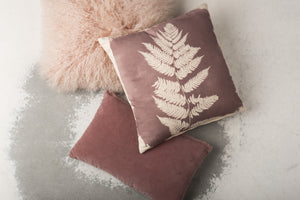 Cushion fern