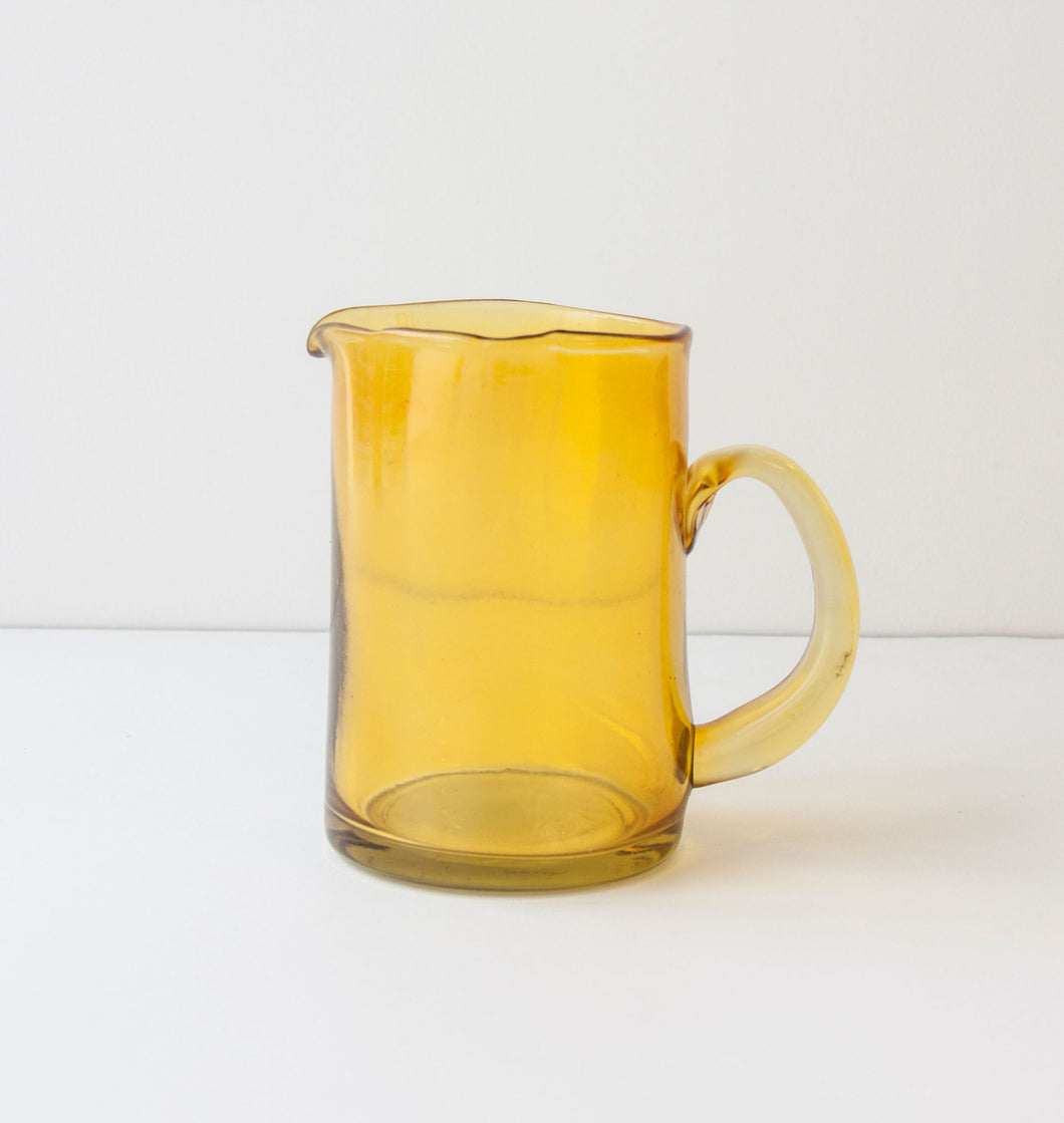 Jug recycled glass sol