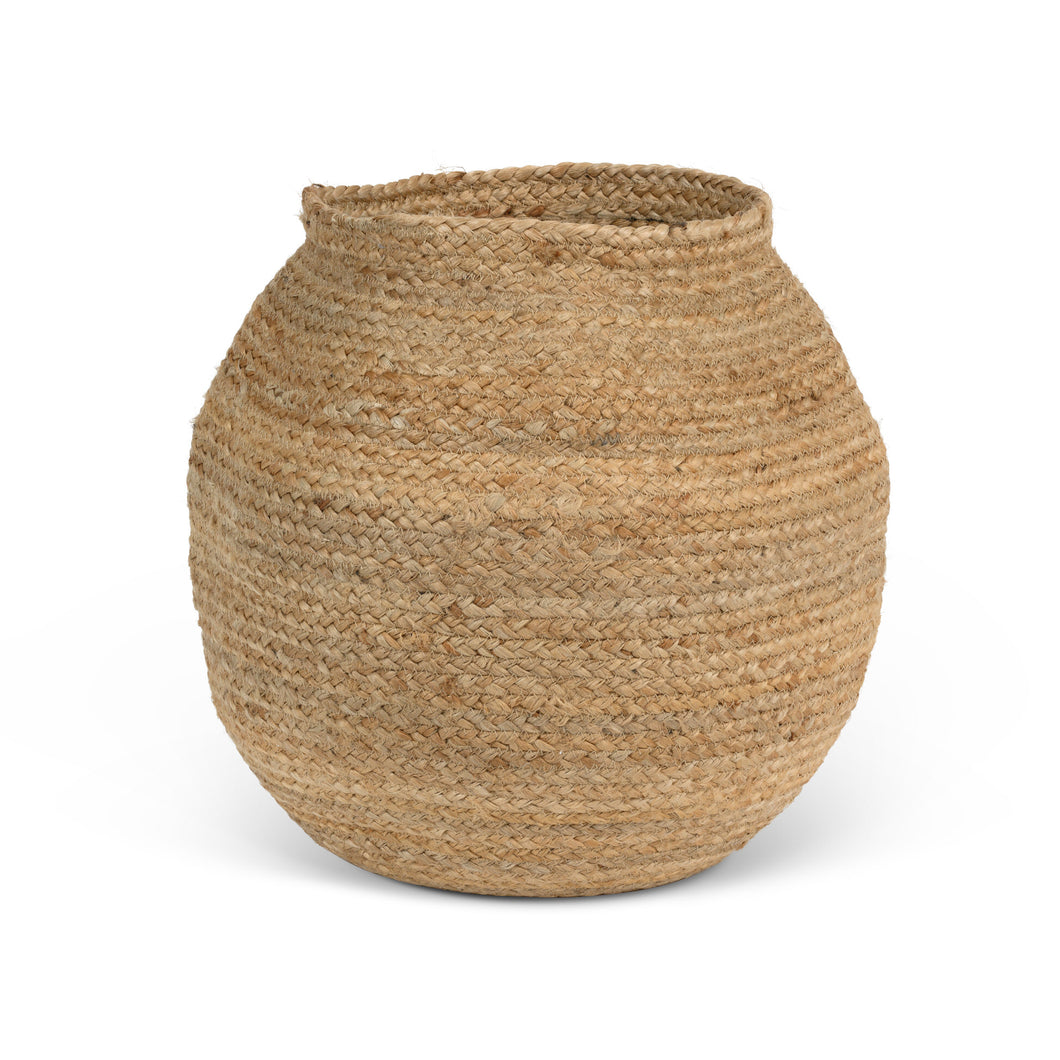 Storage basket round