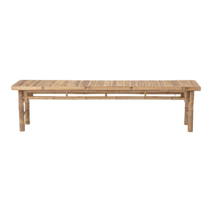 "Bench ""sole"", bamboo"